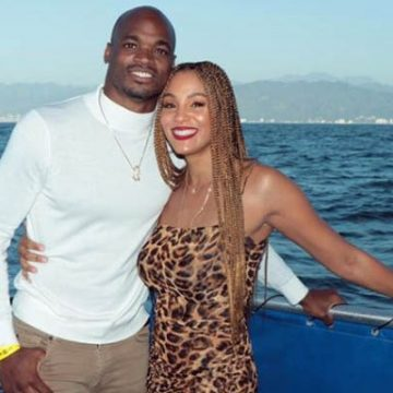 5 Facts About Ashley Brown, She Is Adrian Peterson's Wife Since 2014