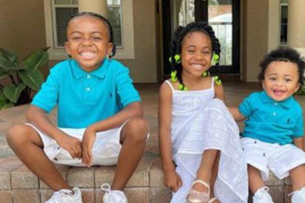 Adrien Broner's Kids