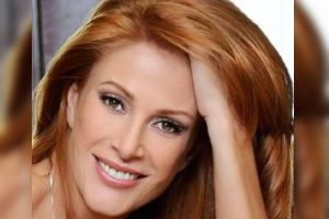 Angie Everhart Baby Father, Chad Stansbury.