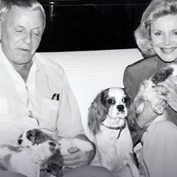 Meet Bobby Oliver Marx – Photos Of Barbara Sinatra's Son With Robert Oliver