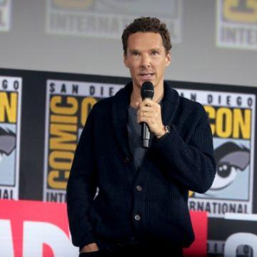 Meet Benedict Cumberbatch's Son Hal Auden Cumberbatch With Wife Sophie Hunter