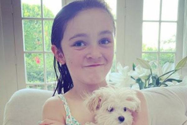 Benicio del Toro's Daughter, Delilah Genoveva Stewart