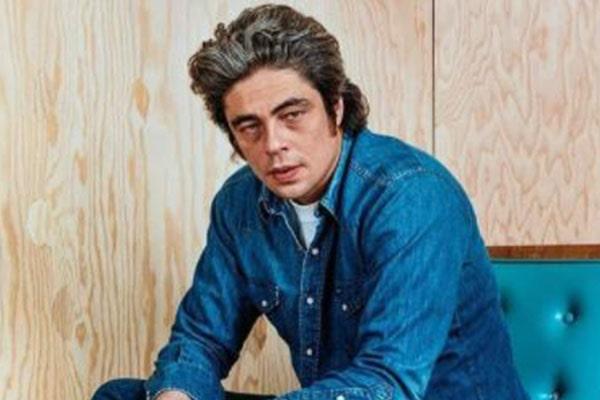 Benicio del Toro's Daughter.