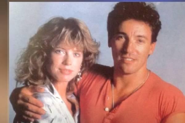 Bruce Springsteen's Ex-partner Julianne Phillips.