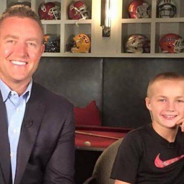 Meet Chase Herbstreit – Photos Of Kirk Herbstreit's Son With Alison Butler