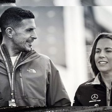 Claire Williams' Husband Marc Harris, Dissatisfied With Netflix