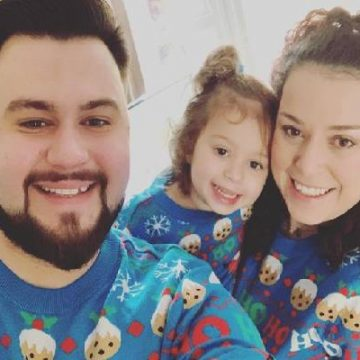 Meet Avarie-Belle Betsy – Photos Of Dani Harmer's Daughter With Simon Brough