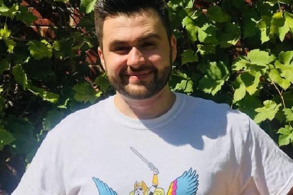 Dani Harmer's Partner, Simon Brough Is A Loving Partner.
