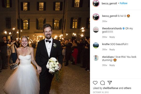 Daniel Gerroll's Daughter Rebecca Gerroll