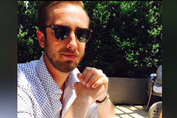 Daniel Gerroll's Son Benjamin Gerroll.