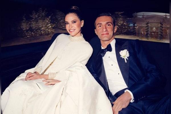 Dasha Zhukova's daughter with Roman Abramovich Leah Lou Abramovich.