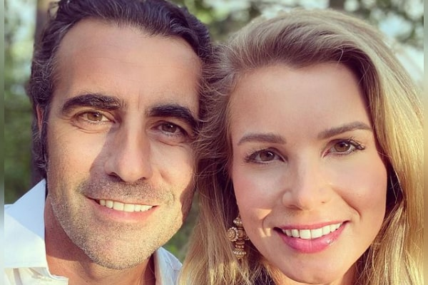 Dario Franchitti and Eleanor Robb Love Life.