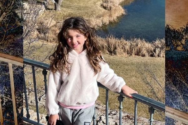 Elena Lyons' Daughter Scarlett Cardone