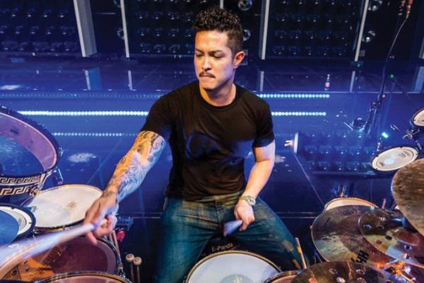 Bruno Mars' brother Eric Hernandez