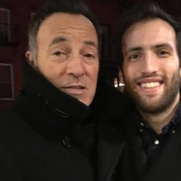 Evan Springsteen, Five Fast Facts About Bruce Springsteen And Patti Scialfa's Son