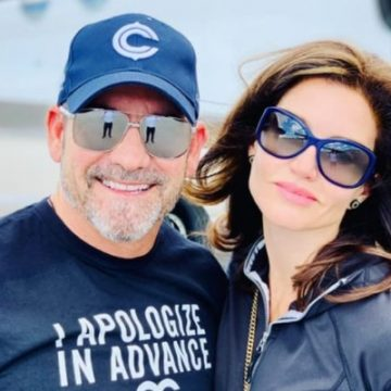 Married Pair Of Grant Cardone And Elena Lyons, Parents Of Two Daughters