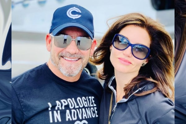 Grant Cardone And Elena Lyons Relationship