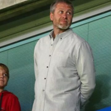 Roman Abramovich's Son Ilya Abramovich, In His Late Teens Now