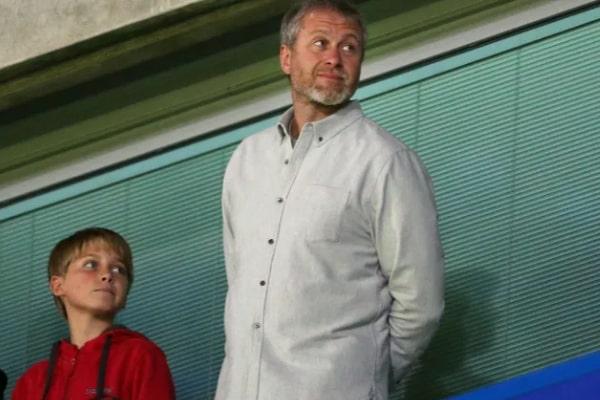 Roman Abramovich's son Ilya Abramovich