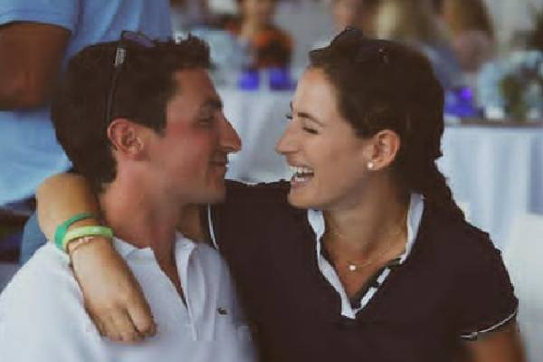 Jessica Springsteen's Lover Is A Horse Rider.