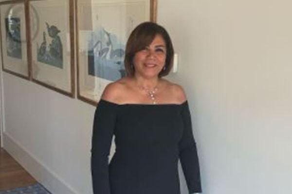 La La Anthony's Mother, Carmen Surillo.