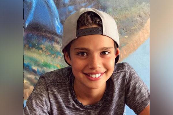Brad Miller's Kid Lennox Miller