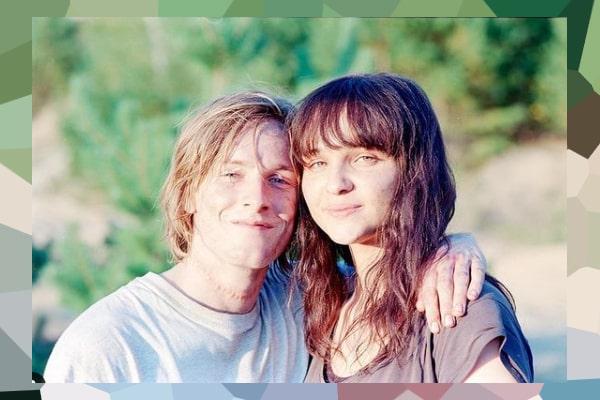 Lisa Vicari with her rumored boyfriend; Louis Hoffman