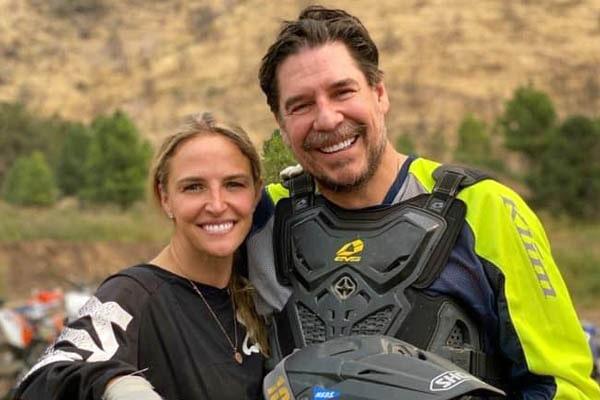 Marcelo Claure's wife, Jordan Engard.
