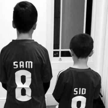 Meet Sam Aboud – Photos Of Mary McCartney's Son With Simon Aboud