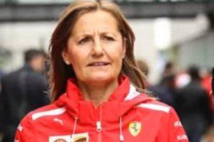 Maurizio Arivabene's Wife Stefania Bocchi