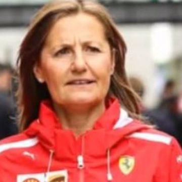Is Maurizio Arrivabene's Wife Stefania Bocchi Still Working For Ferrari?