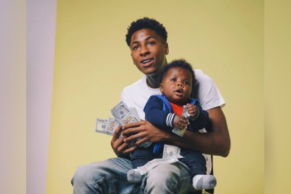 NBA YoungBoy's Children.