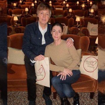Meet Elliot Donald – Photos Of Mary McCartney's Son With Alistair Donald