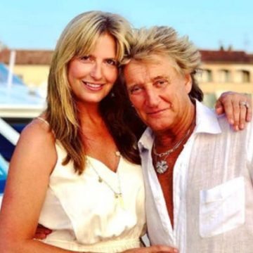 Look Into The Love Life Of Rod Stewart And Penny Lancaster