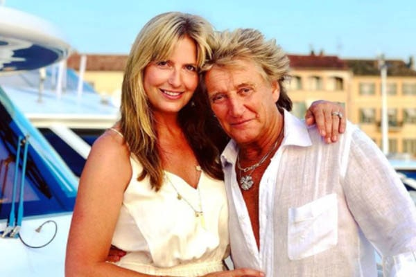 Rod Stewart and Penny Lancaster Relationship
