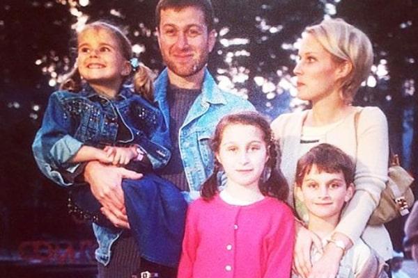 Roman Abramovich's daughter, Anna Abramovich