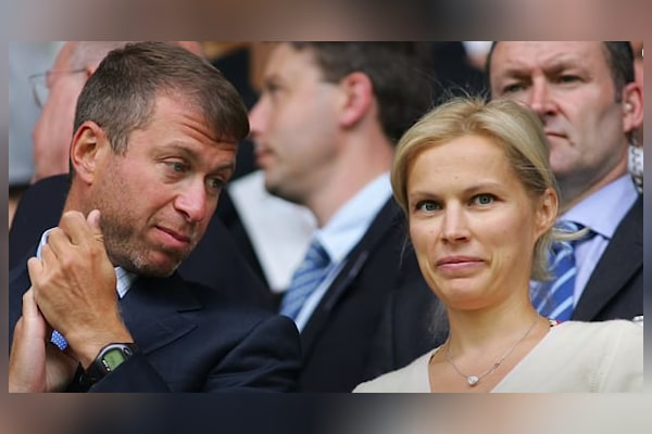 Roman Abramovich wife Irina Malandina