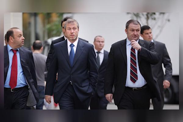Roman Abramovich son, Arkadiy Abramovich.