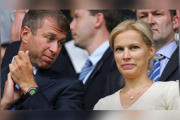 Roman Abramovich's daughter, Arina Abramovich.
