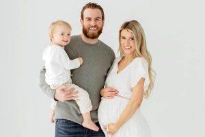 Ryan O'Reilly wife, Dayna Douros
