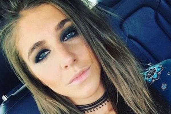 Seve Ballesteros' Daughter Carmen Ballesteros.