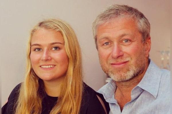 Roman Abramovich's daughter Sofia Abramovich