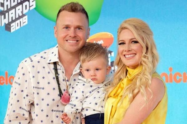 Spencer Pratt son with Heidi Montag, Gunner Stone Pratt