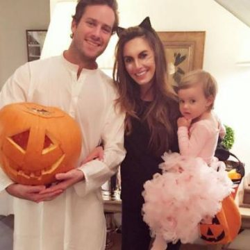 Meet Harper Grace Hammer – Photos Of Elizabeth Chambers' Daughter With Armie Hammer