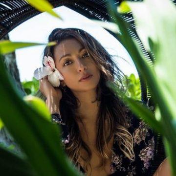 Bruno Mars' Sister Tiara Hernandez Loves Surfing And Is Very Energetic