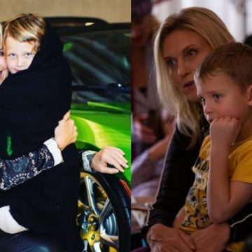 Meet Isabeau Musk And Grayson Musk – Photos Of Tosca Musk's Twins