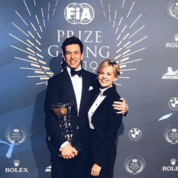 Love Life And Relationship Of Toto Wolff And Susie Wolff