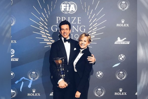 Toto Wolff And Susie Wolff Love Life