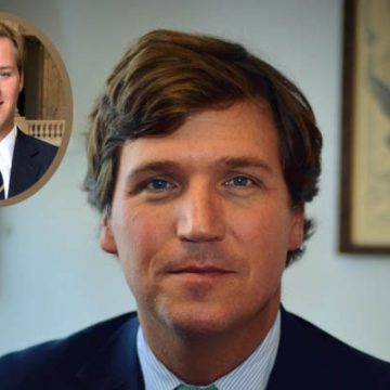 Meet Buckley Carlson – Photos Of Tucker Carlson's Son With Susan Andrews