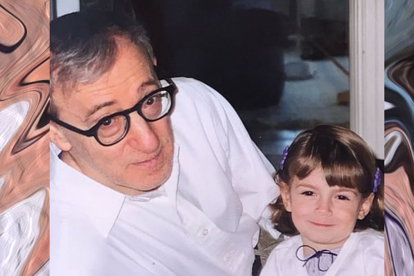 Woody Allen's Daughter Manzie Tio Allen